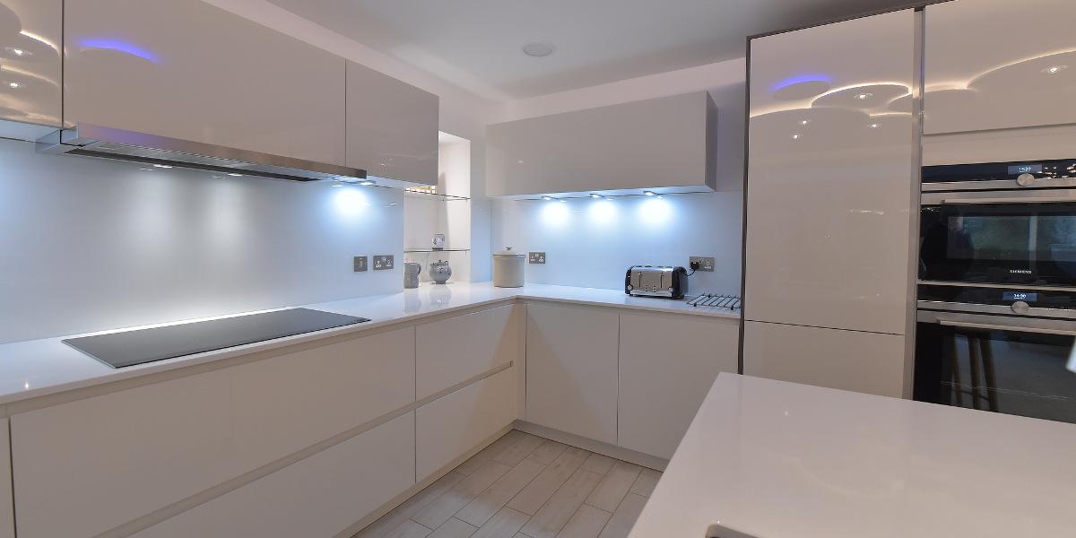 kitchen lighting edinburgh light showroom edinburgh ekco