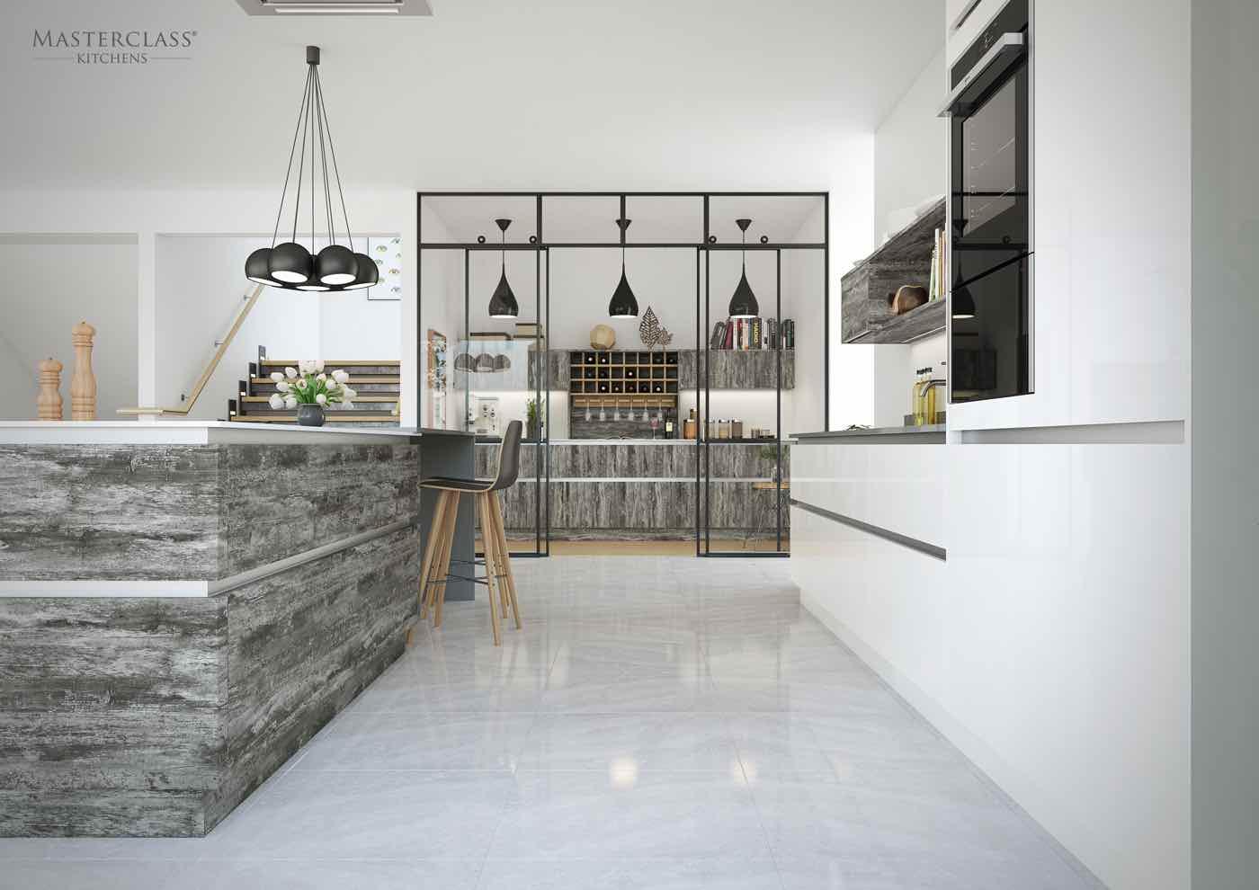 H Line Deco masterclass kitchens