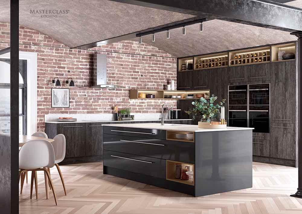 Masterclass Lumina kitchen range