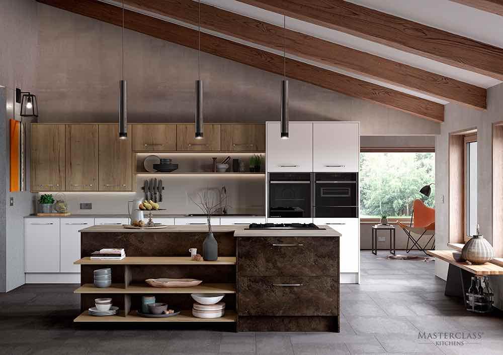 masterclass Madoc kitchen range