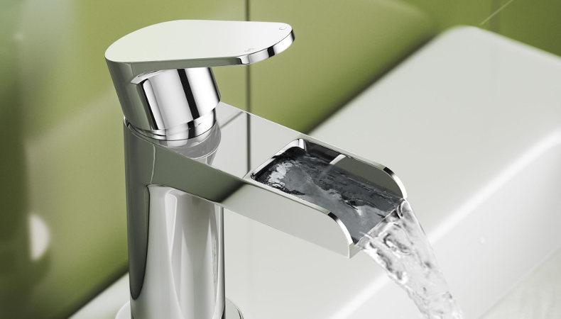 modern bathroom tap scotland