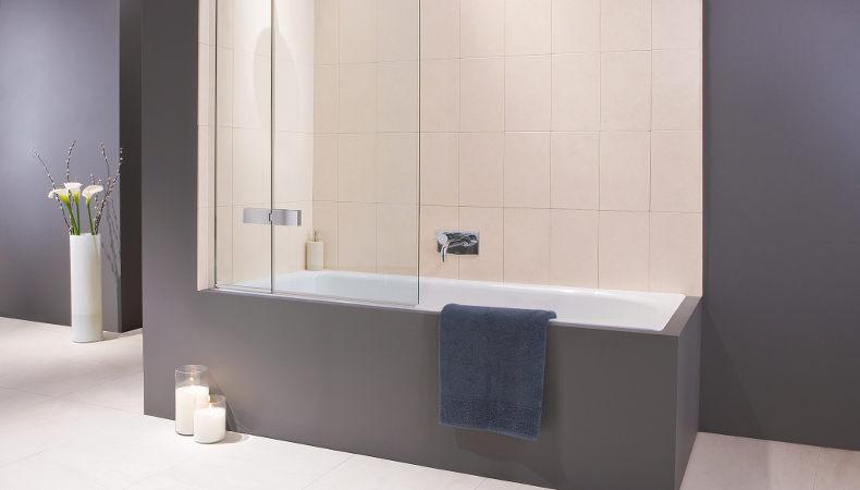 matki bath with shower screen solutions scotland