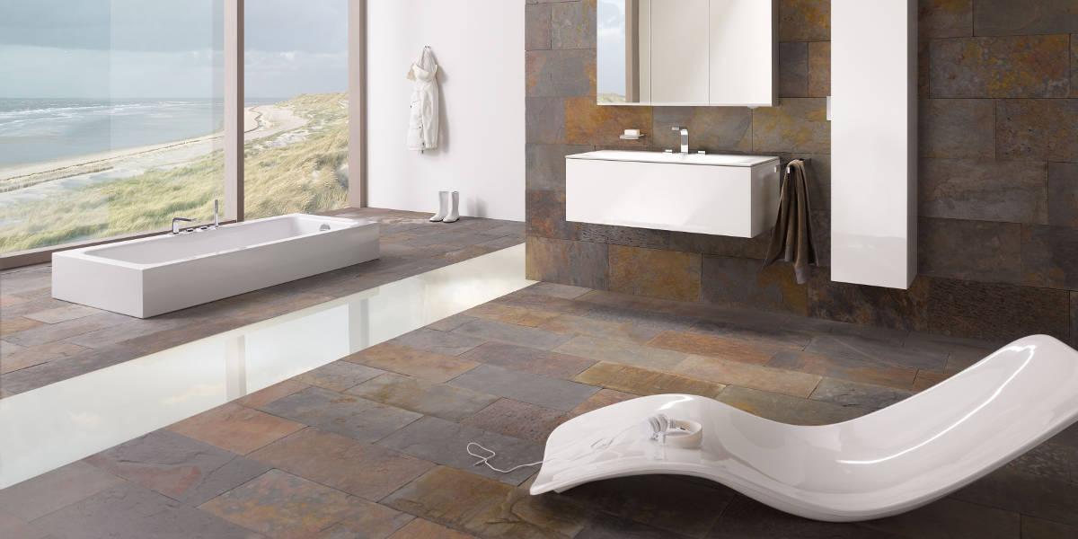 bathroom floor tiles Dunfermline