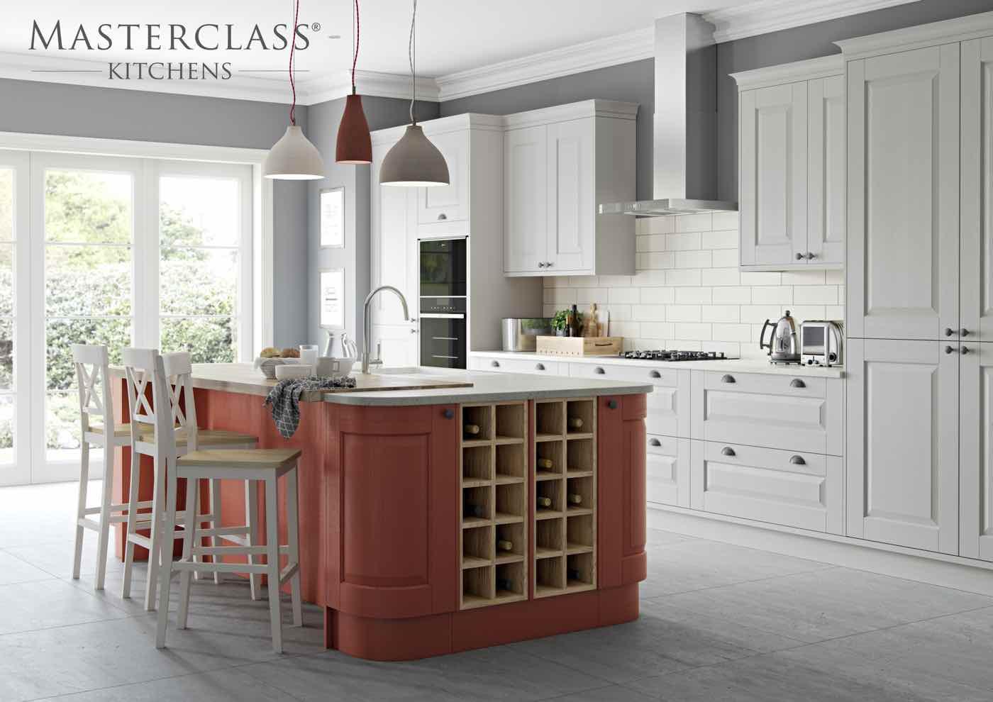 masterclass Carnegie kitchen range