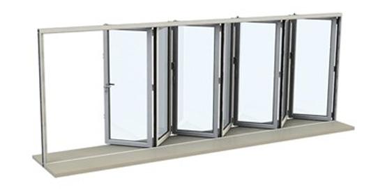 7 Door Bi-Fold From £5,545*