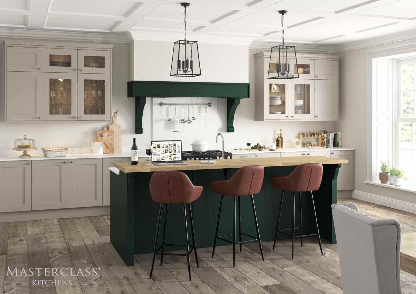masterclass Marlborough kitchens