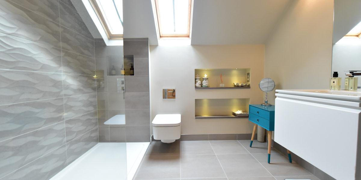modern bathroom linlithgow