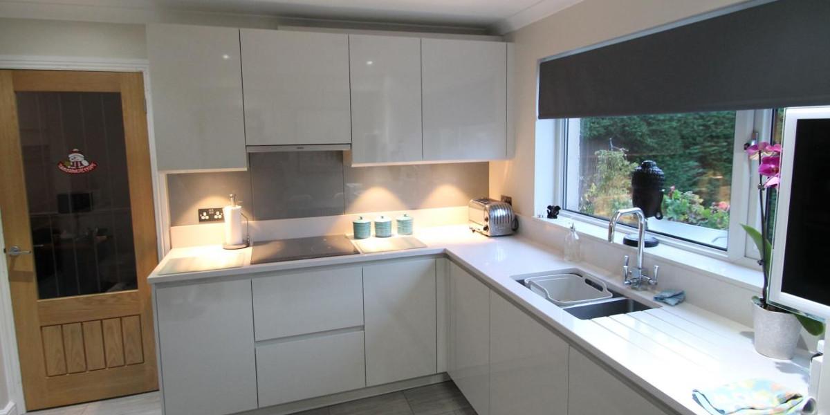 kitchen installation edinburgh