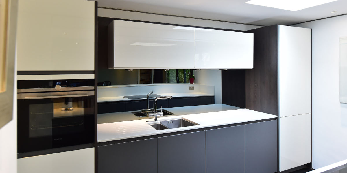 modern kitchen edinburgh