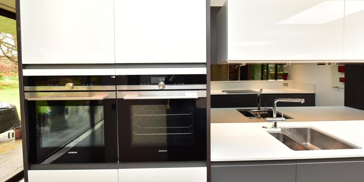 modern kitchen scotland