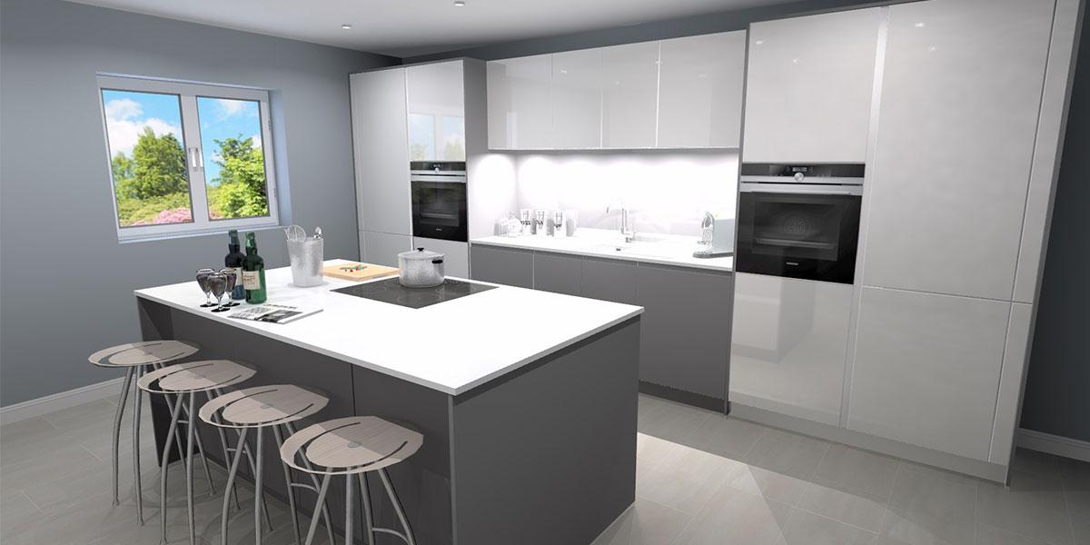 Kitchens Edinburgh | Bespoke Kitchens Edinburgh | Kitchen Fitters ...