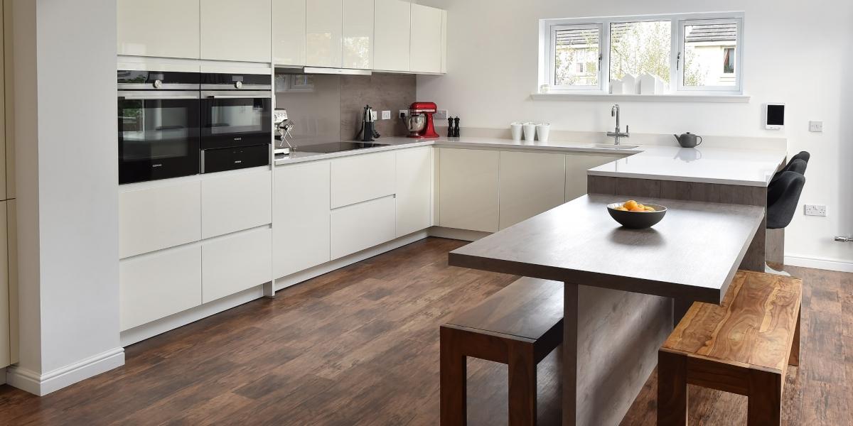kitchens edinburgh