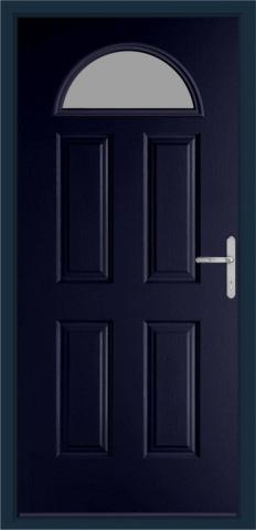 entrance door endurance