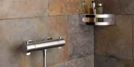 bathroom shower mixer from keuco