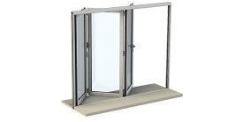 3 Door Bi-Fold From £2,270*