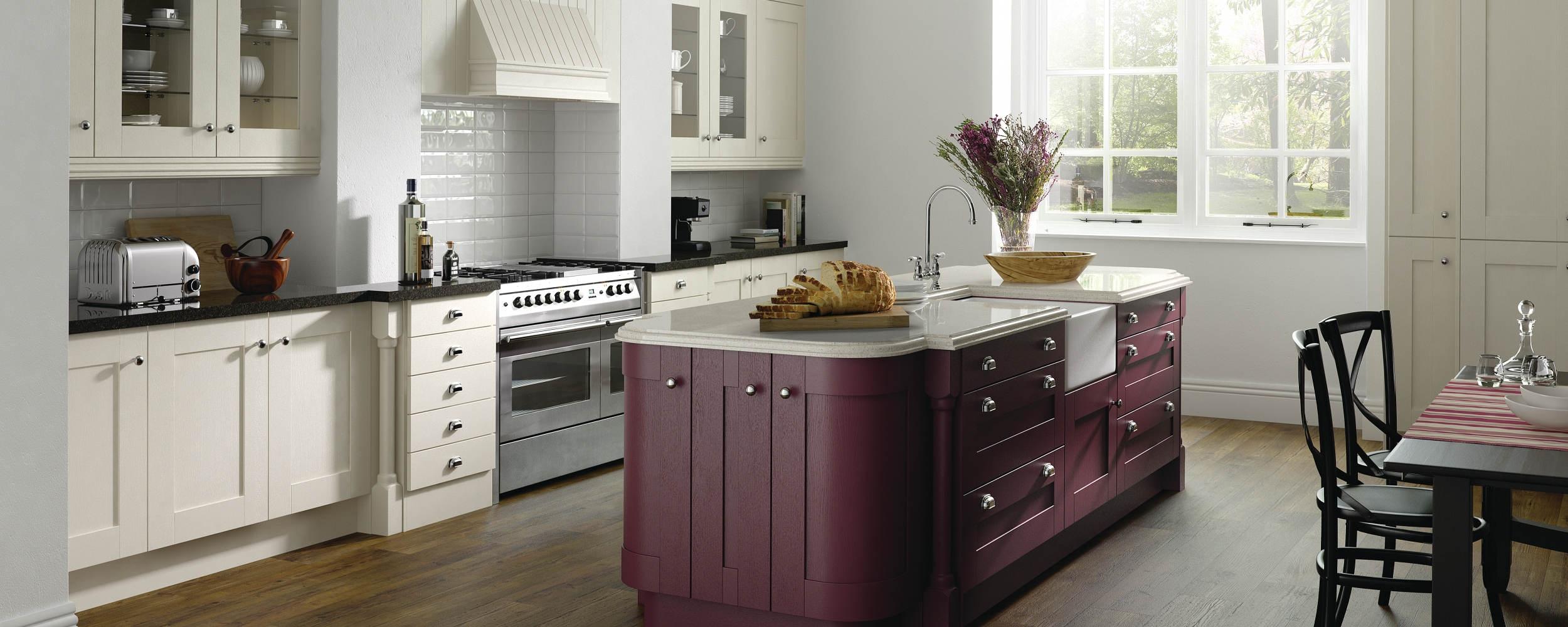 Traditional Kitchens Edinburgh Oak Kitchens Edinburgh Shaker Kitchen Design Edinburgh Ekco