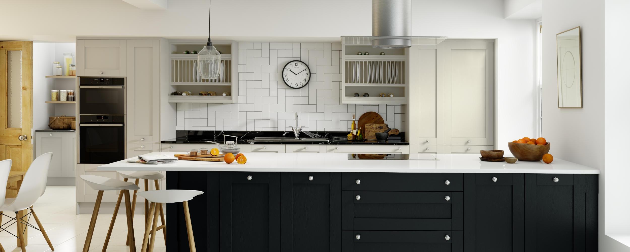 shaker-kitchen-dunfermline