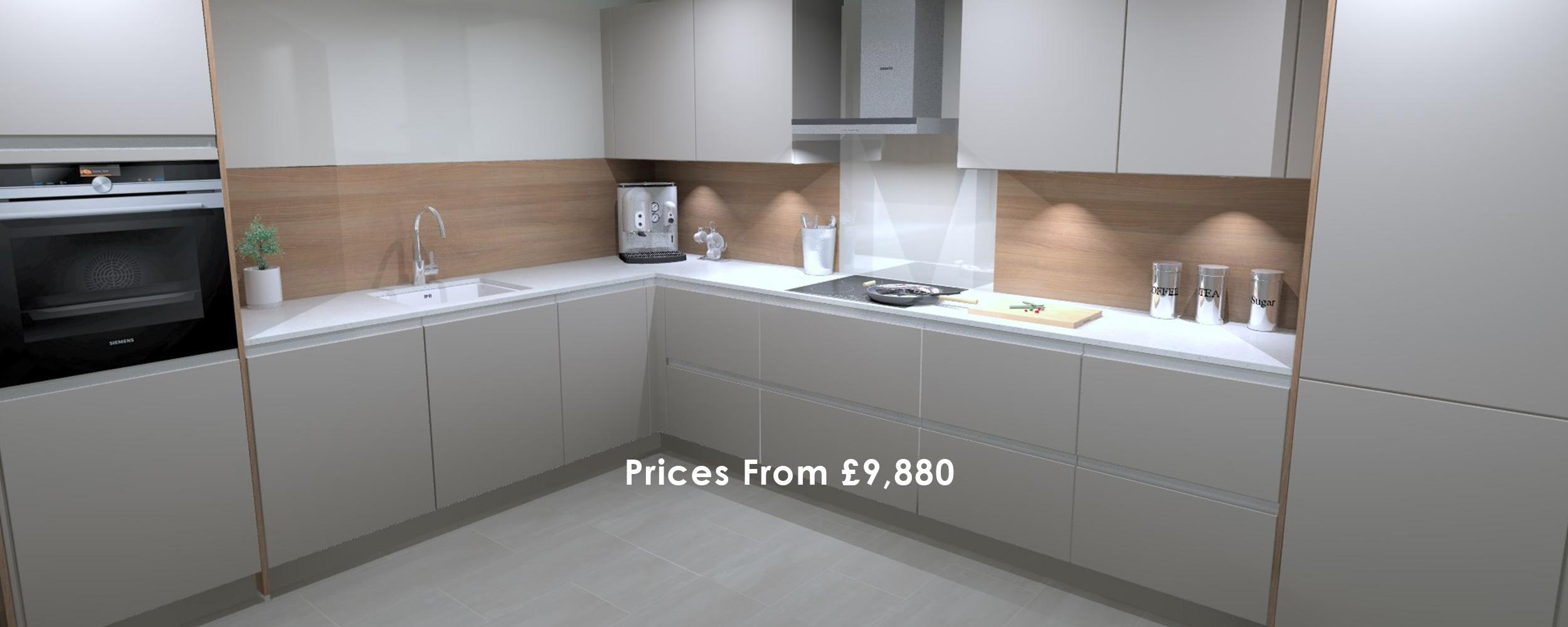 Kitchen Price Examples