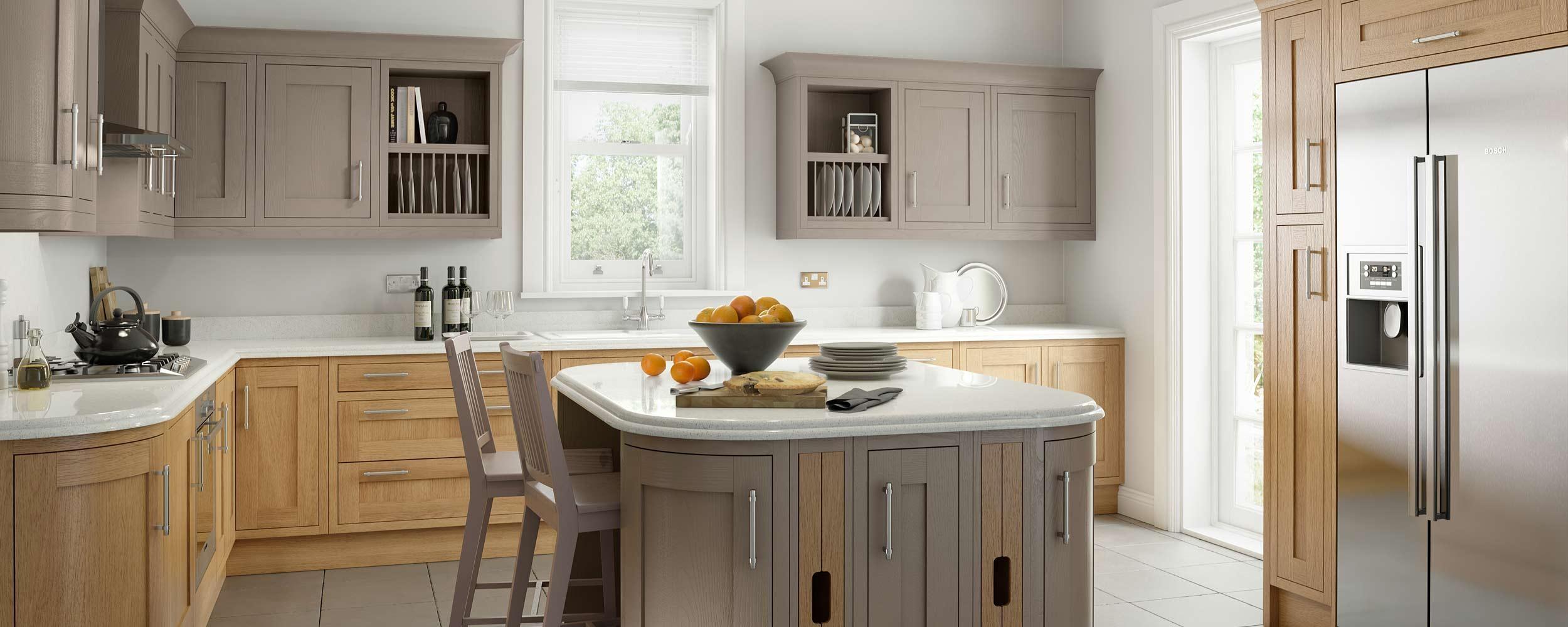 english rose kitchen design glasgow