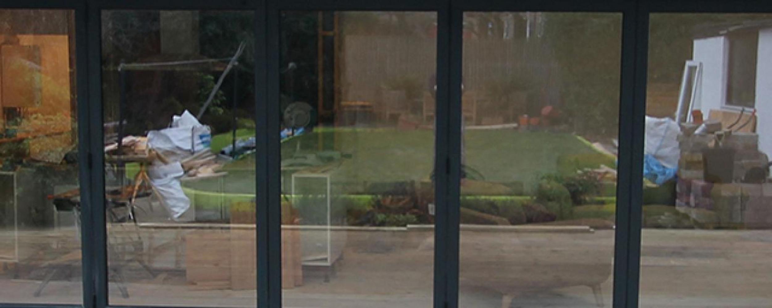 bi folding doors from EKCO