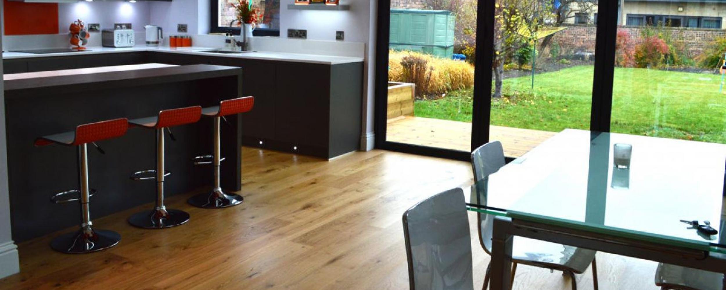 pronorm y line kitchen edinburgh