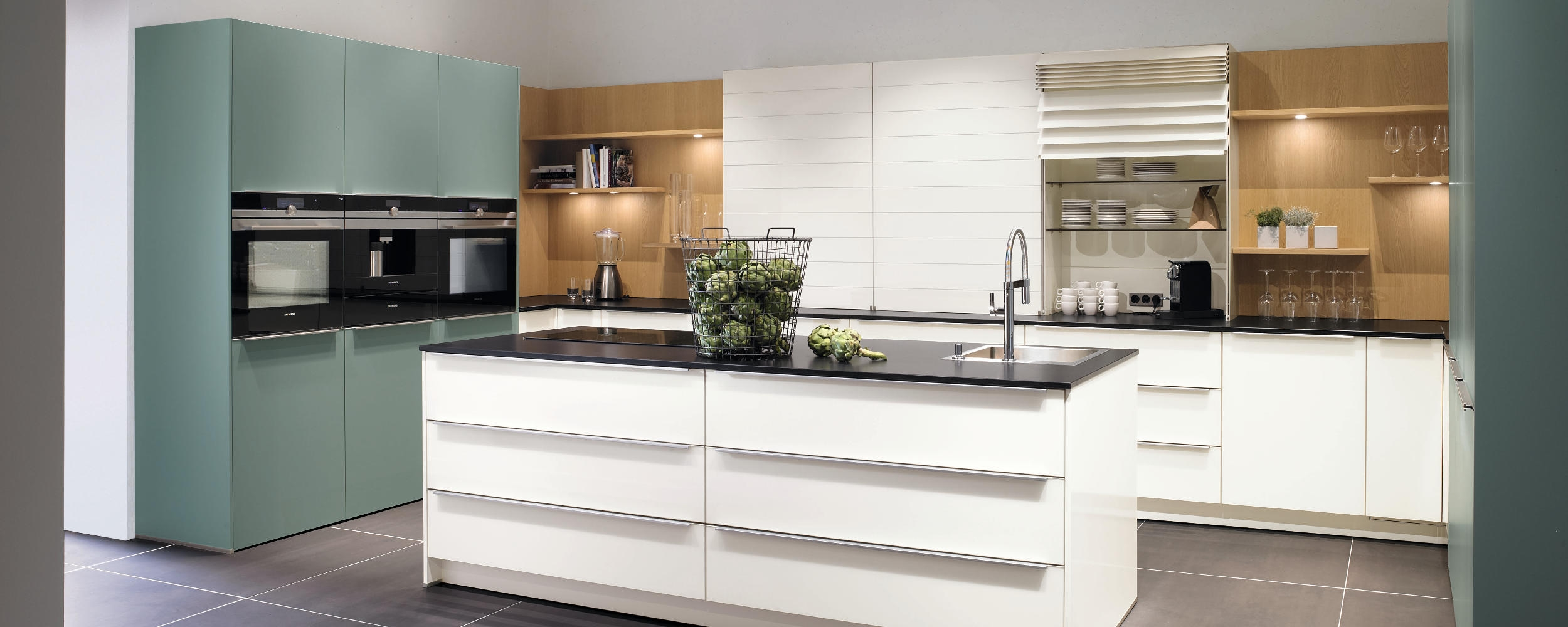 pronorm proline kitchen edinburgh