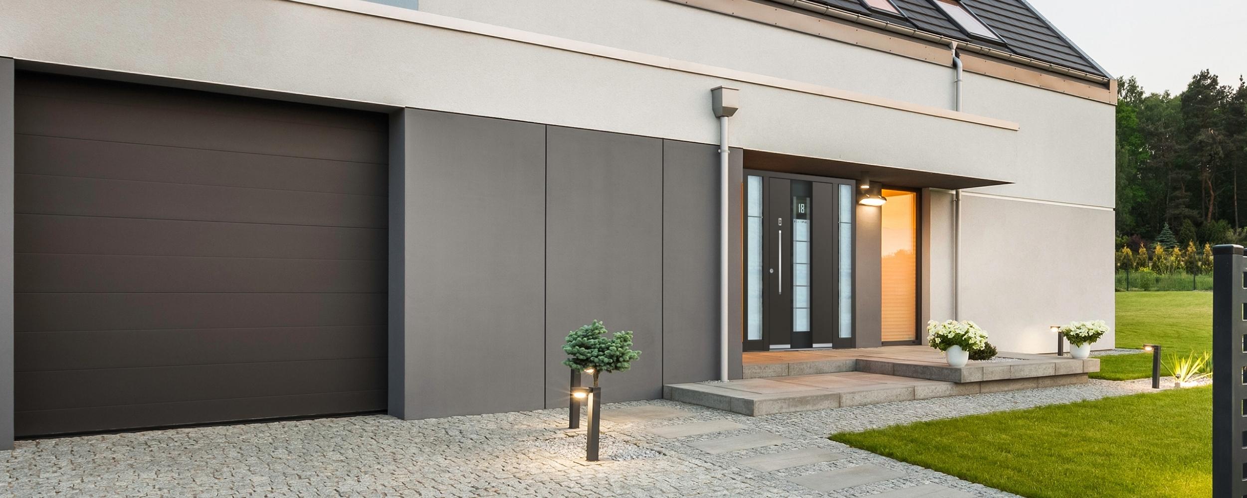 front doors edinburgh