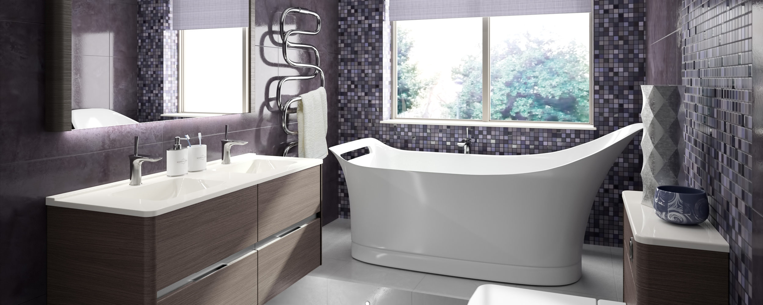 modern bathroom design edinburgh