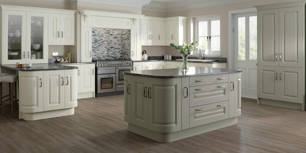 painted Kitchens Edinburgh from EKCO | Kitchen Specialists Edinburgh ...